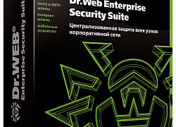 Dr.Web® Mail Security Suite для почтовых серверов Kerio